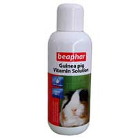 beaphar guineapig solution